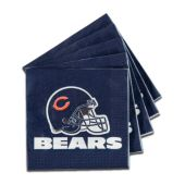 Chicago Bears Lunch Napkins -16 Per Unit