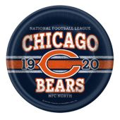 "Chicago Bears 9"" Plates - 8 Pack"