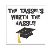 Graduation Tassel Hassle Beverage Napkins - 16 Per Unit