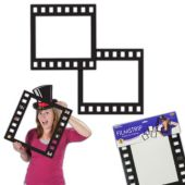 Film Strip Photo Frames - 5 Pack