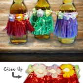 Hula Skirt Drink Dress Ups