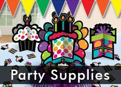 Party Decorations & Supplies