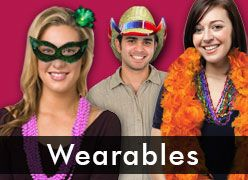 Party Wearables & Party Favors