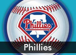 Philadelphia Phillies Party Supplies