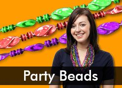 Party Bead Necklaces