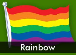Rainbow & Pride Theme Party Supplies