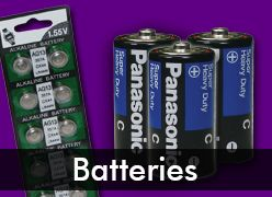 Bulk Replacement Batteries for LED Products & Decorations