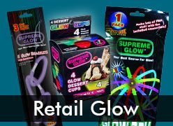 Retail Packaged Glow