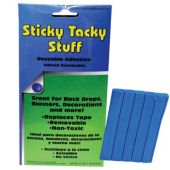 Sticky Tack Decoration Adhesive - 53 Ounce