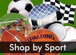 Sports Party Supplies & Birthday Decorations
