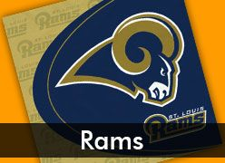 St. Louis Rams Party Supplies