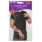 Zombie Bite Costume Sleeves - 1 Pair