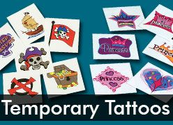 Temporary Sticker Tattoos