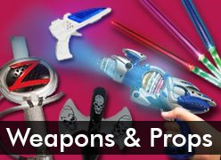 Weapons & Props
