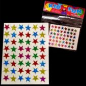 Star Stickers - 48 Pack