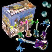 """Guitar Bubble Necklaces (4 1/2"""")"""