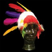 Large Indian Headdress
