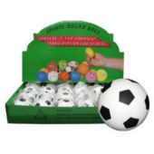 Soccer Ball Stress Balls-24 Pack