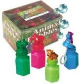 Animal Head Bubbles