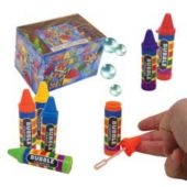 Crayon Bubbles-24 Pack