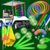 80 Player Glow Flyer Hole In One Package