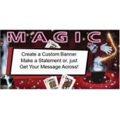 Magic Custom Banner