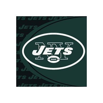 NEW YORK JETS   LUNCHEON NAPKINS