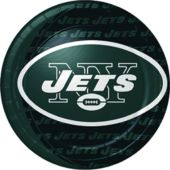"New York Jets 9"" Plates - 8 Pack"