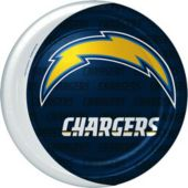 San Diego Chargers NFL Paper Plates - 9 Inch