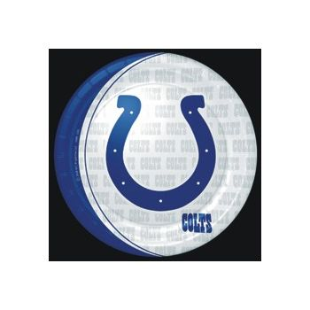 "Indianapolis Colts 9"" Plates"