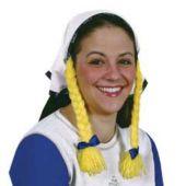Headscarf With Braids