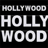 Hollywood Glitter Banner Decoration