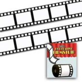 Filmstrip Decorative Tape