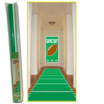 Football Field Floor Runner