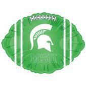 "Michigan State Spartans Metallic 18"" Balloon"