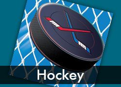 Hockey Party Supplies & Birthday Decorations