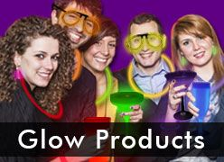 Glow Party Supplies & Glow In The Dark Accessories