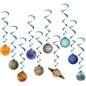 Solar System Whirls-10 Pack