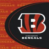 Cincinnati Bengals Luncheon Napkins - 16 Pack