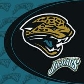 Jacksonville Jaguars Luncheon Napkins - 16 Pack