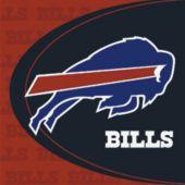 Buffalo Bills Luncheon Napkins - 36 Pack
