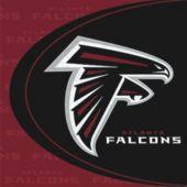Atlanta Falcons Luncheon Napkins - 36 Pack