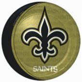 "New Orleans Saints 9"" Plates - 8 Pack"
