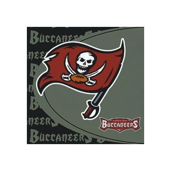 TAMPA BAY   LUNCHEON NAPKINS