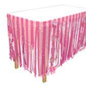 Baby Girl Table Skirt
