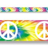 Tie Dye Peace Party Tape
