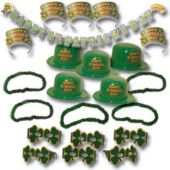 Irish Eyes Party Pack for 10