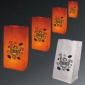 Football Luminary Bags-50 Pack