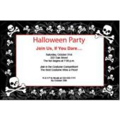 Midnight Dreary   Personalized Invitations