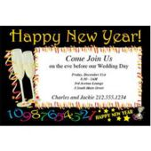 Countdown New Year Personalized Invitations